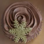 ¡Mi primera publicación! y cupcakes de chocolate a la naranja