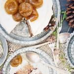 Tarta de higos confitados al oloroso y algunas confesiones