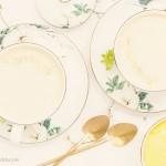 Panna Cotta con Lemon Curd y mis reflexiones sobre San Valentín